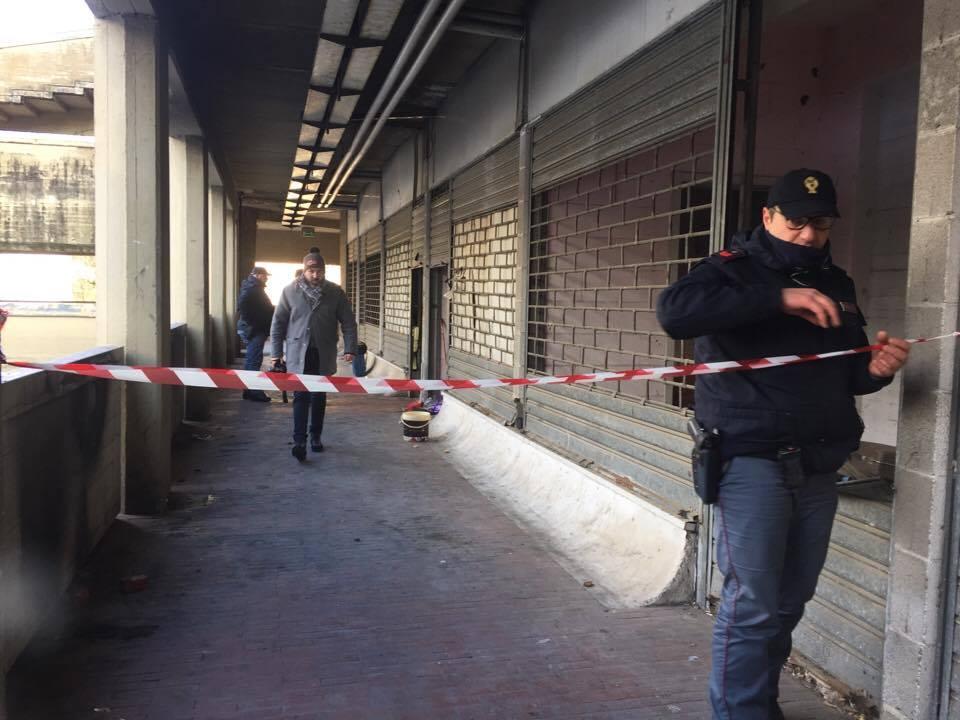 Clochard muore di freddo ad Avellino