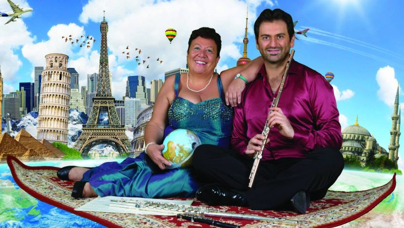 Castello di San Barbato a Manocalzati - Concerto IlVolo, musiche intorno al mondo e Convegno Castelli d'Irpinia