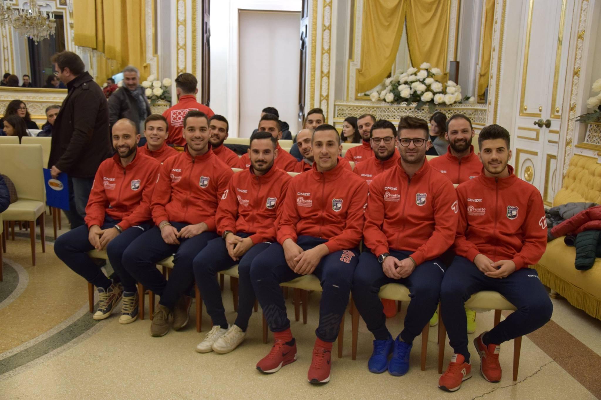 """L'Atletico Corigliano domenica sarà ospite della trasmissione """"Quelli che il calcio"""""""