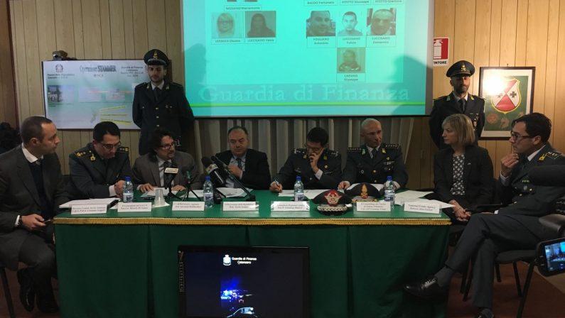 Maxi operazione contro il traffico di stupefacenti  Sequestrati beni per 8 milioni e fermate 54 persone