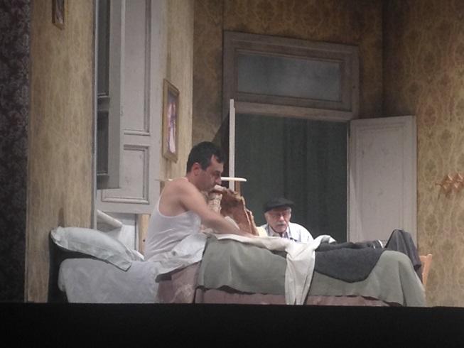 L'ultimo dei De Filippo al teatro Rendano di Cosenza col capolavoro di Eduardo