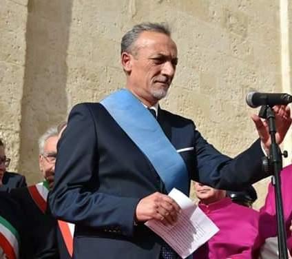 Francesco De Giacomo, presidente della Provincia di Matera