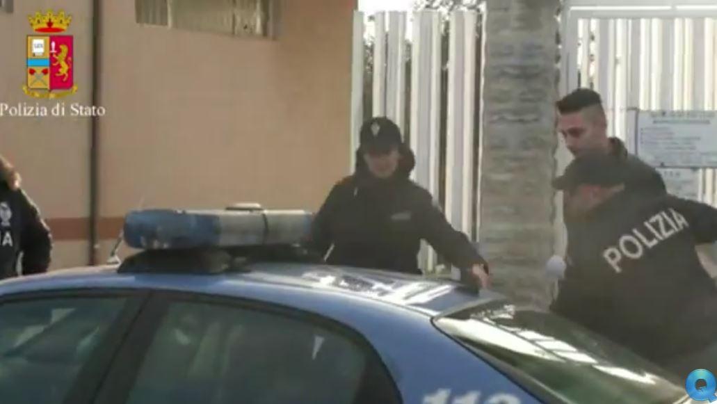 FOTO – Operazione contro lo spaccio di droga  Nel Cosentino arrestate 8 persone