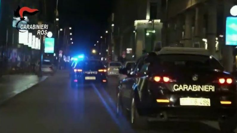 FOTO - Operazione Provvidenza, scacco ai PiromalliLe immagini dell'intervento dei carabinieri