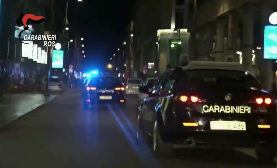 FOTO – Operazione Provvidenza, scacco ai Piromalli  Le immagini dell'intervento dei carabinieri