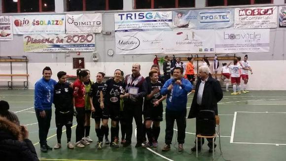 Terremoto in Abruzzo, a Rionero un triangolare di calcio a 5 nel nome della solidarietà