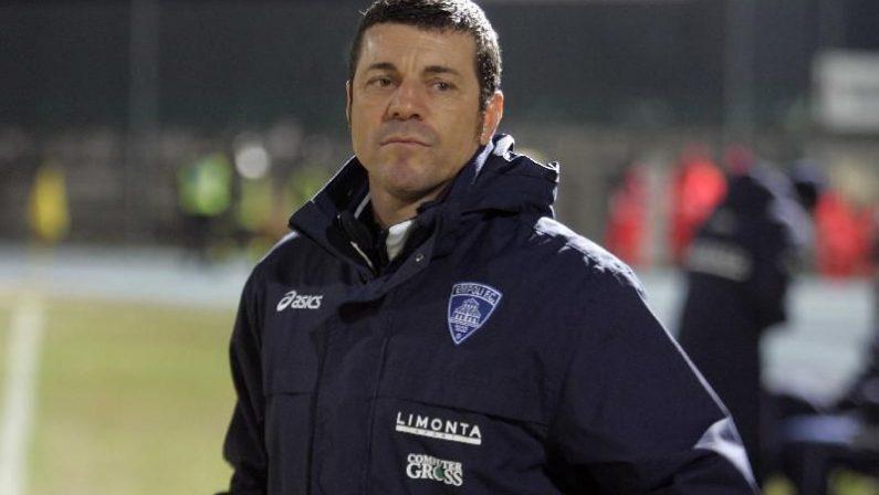 Vibonese, il nuovo allenatore è Campilongo: «La situazione non mi spaventa, nulla è compromesso»