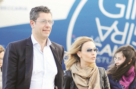 Il tribunale del riesame annulla il sequestro preventivo alla moglie dell'ex governatore Scopelliti