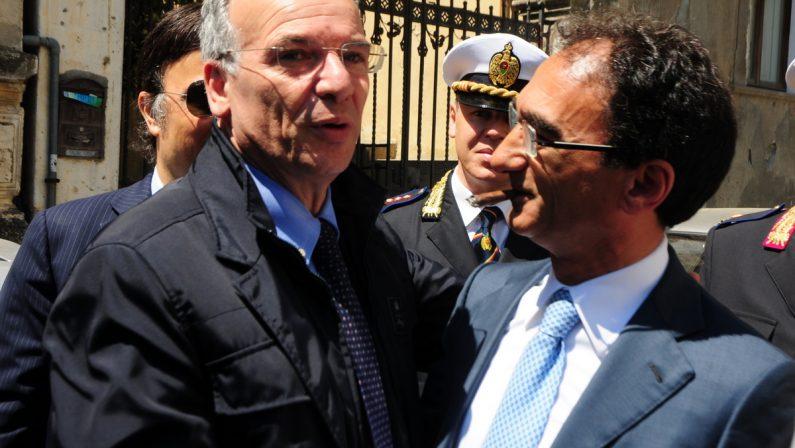 """""""Multopoli"""", chiesti 35 rinvii a giudizio, tra questi anche il sindaco di Catanzaro Sergio Abramo e il consigliere Domenico Tallini"""