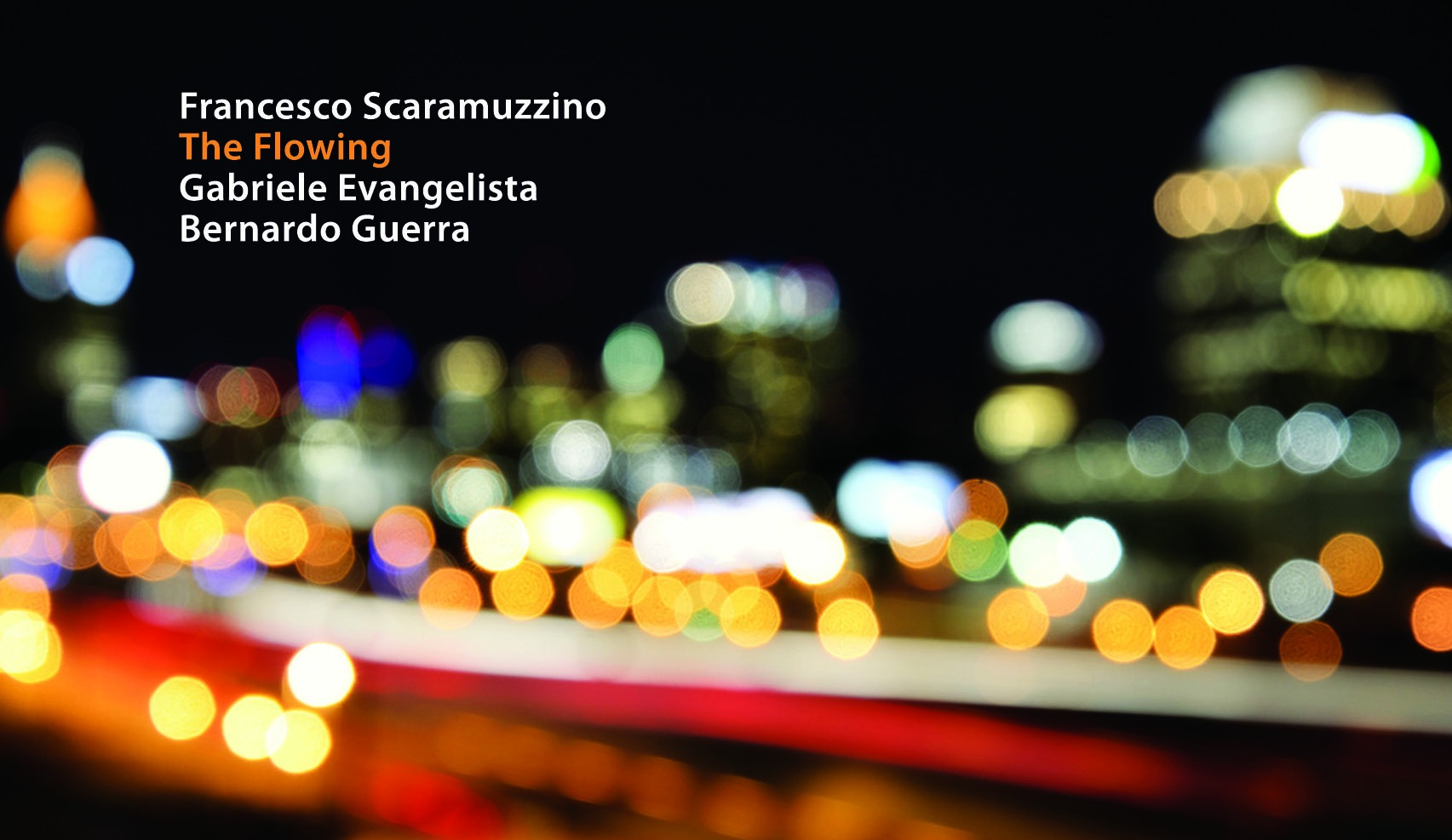 """Mini – tour di presentazione di """"The Flowing"""" il nuovo cd del pianista lametino Francesco Scaramuzzino"""