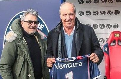 Serie A, il tecnico della Nazionale in visita a CrotoneVentura:«Qui si cresce come uomini e calciatori»