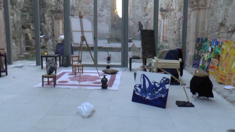 VIDEO - Arti&mestieri al Castello Svevo di Cosenza