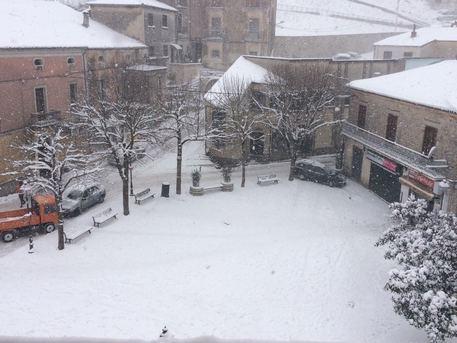 Neve, scuole chiuse nel beneventano e salernitano