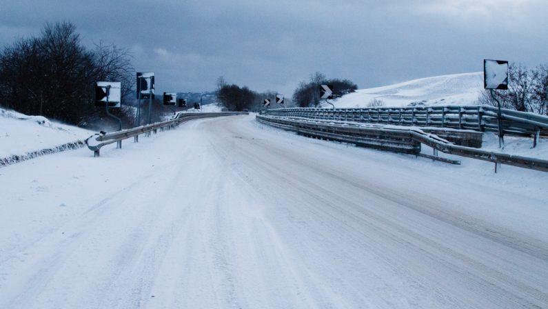 Maltempo e neve: Regione Campania pronta a chiedere lo stato di calamità