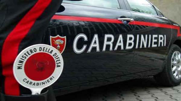 Controlli dei carabinieri in un campo Rom di Lamezia Terme: sospetti reati di natura ambientale
