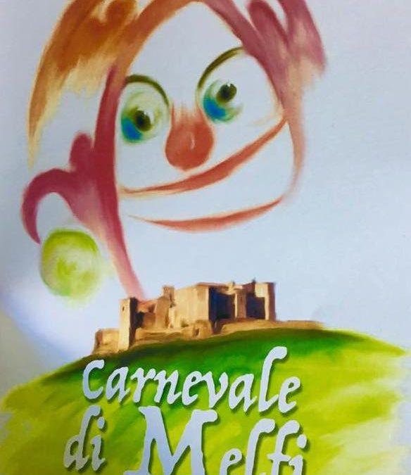 Il logo del Carnevale di Melfi 2017 (foto da fb)