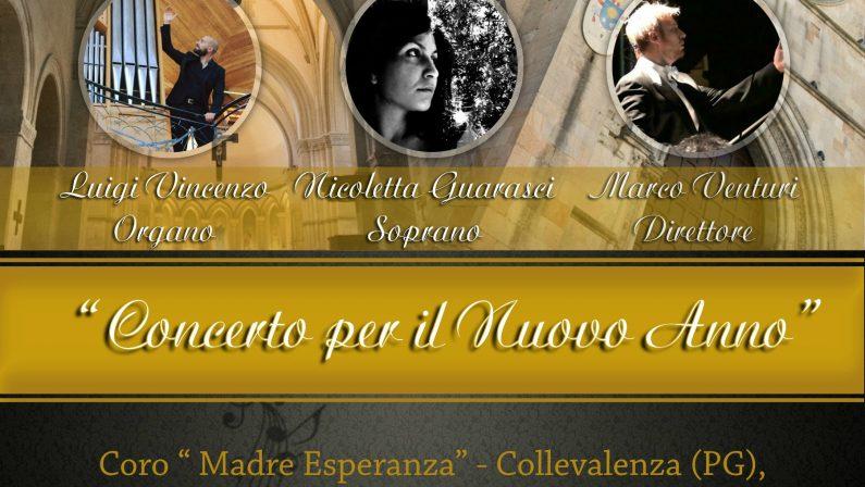Voce e organo per inaugurare il nuovo anno, con un concerto, nel Duomo di Cosenza