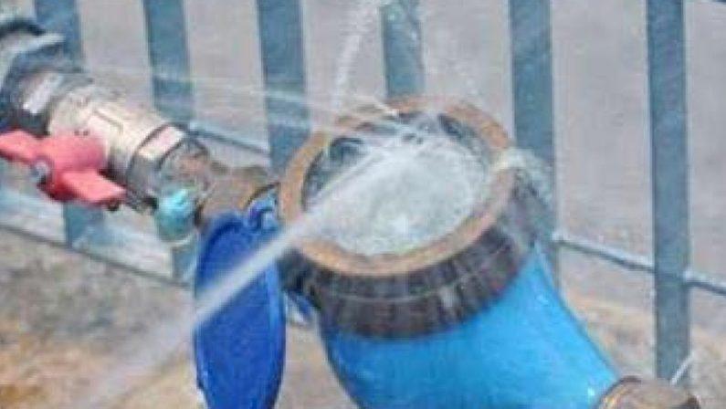 Irpinia senza acqua, contatori ghiacciati. L'appello del sindaco di Montemarano