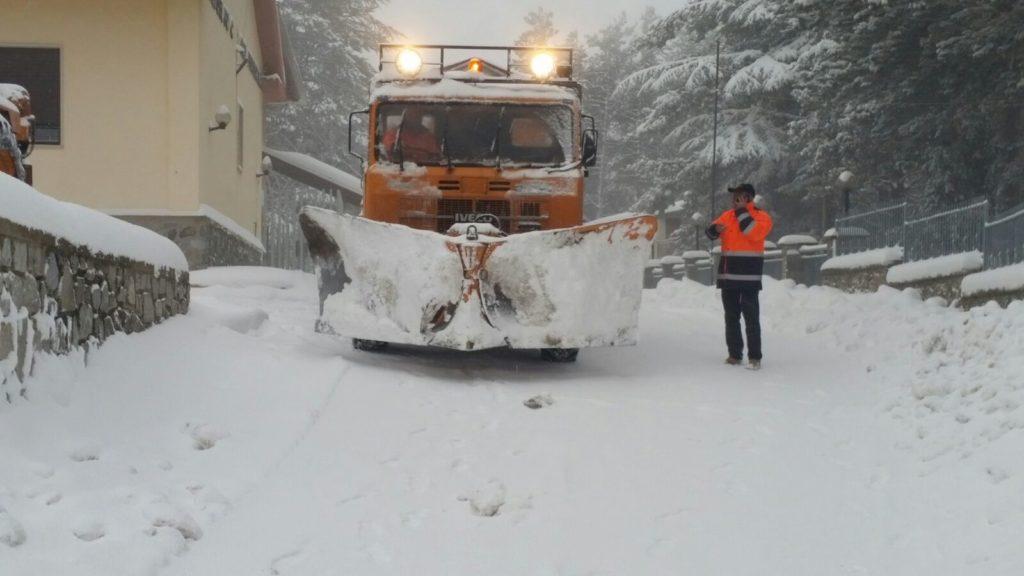 Gelo in Calabria, allerta per la neve a bassa quotaAprono impianti sciistici, attenzione sulla viabilità