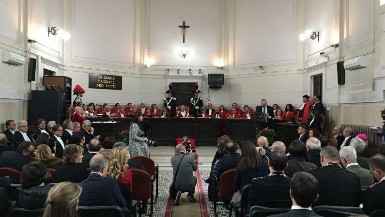 Anno giudiziario, a Catanzaro l'evoluzione dei clan«La 'ndrangheta alla conquista di nuovi mercati»