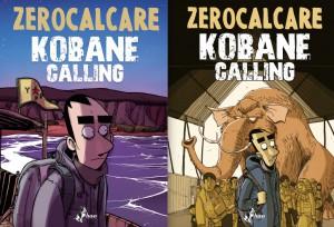 """Il fumettista Zerocalcare a Reggio Calabria con il suo ultimo libro, """"Kobane Calling"""""""