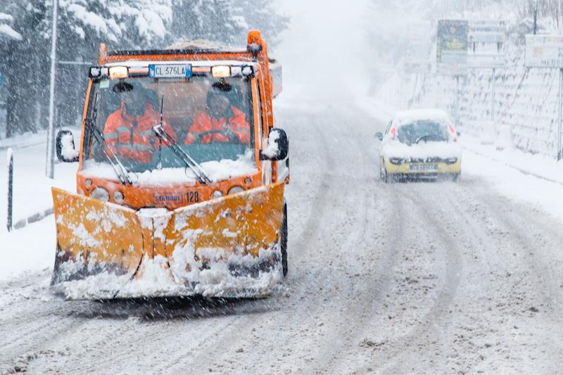 L'emergenza neve è costata 4 milioni di euro ai 90 comuni lucani colpiti