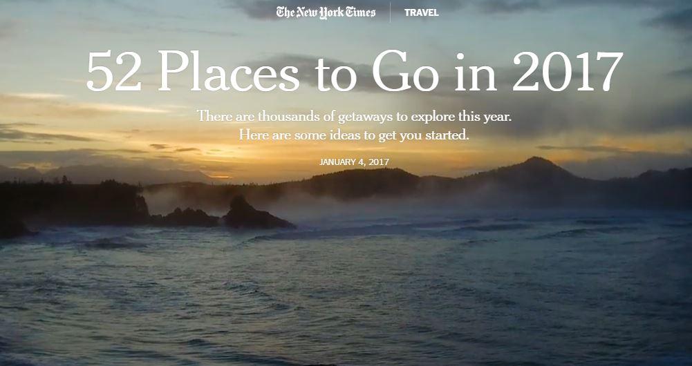 Calabria assolutamente da visitare nel 2017: lo dice il New York Times