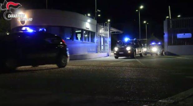 VIDEO – 'Ndrangheta, sgominata cosca a Lamezia  Sono 47 le persone arrestate per traffico di droga