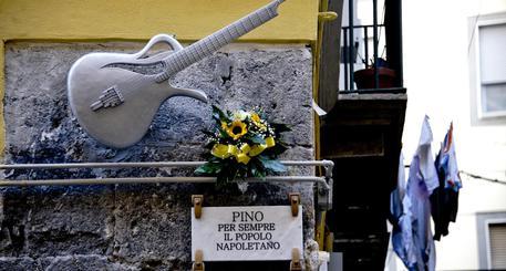 Napoli ricorda Pino Daniele a due anni dalla scomparsa