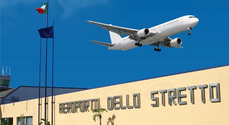 Aeroporto dello Stretto, il comune di Reggio Calabria, stanzia un contributo di 100 mila euro per la gestione dello Scalo
