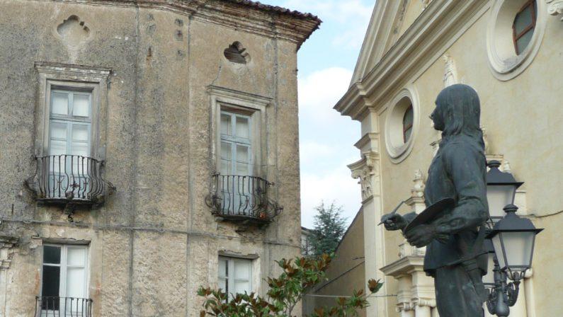 «Questo è il mio paese», l'app per conoscere Taverna, in provincia di Catanzaro, patria di Mattia Preti