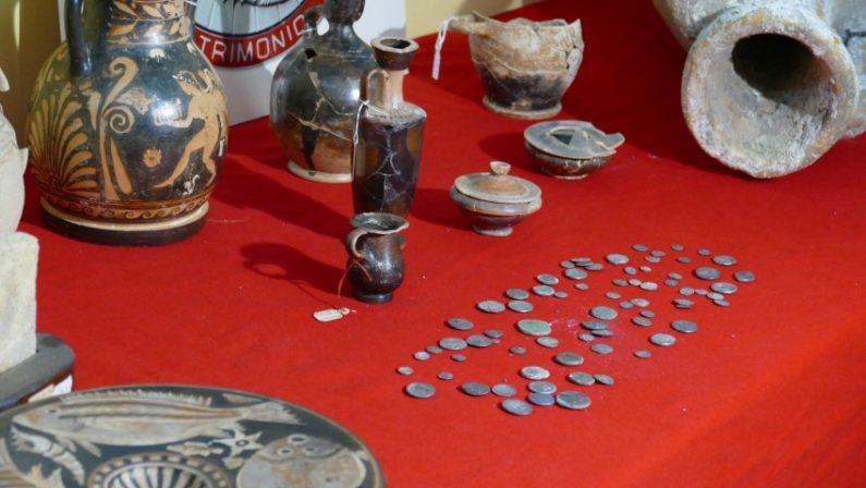 Operazione Tempio di Hera, arrestato a Taranto presunto trafficante internazionale di reperti archeologici