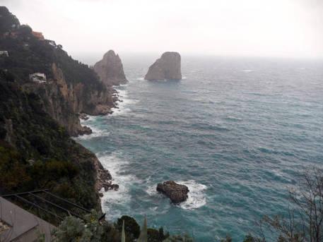 Scossa di terremoto al largo di Capri, nessun danno