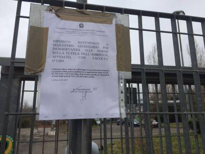 Avellino, sequestrato l'impianto di rifiuti Stir: tre avvisi di garanzia