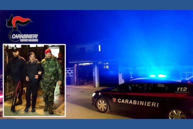 'Ndrangheta, arrestato il latitante Antonino Pesce, si nascondeva in un appartamento a Gioia Tauro