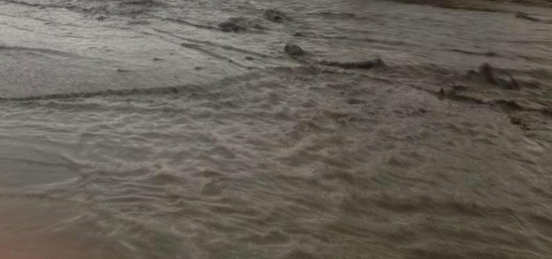 Emergenza maltempo, esondati alcuni torrenti nella Locride. Resta l'allerta a livello rosso