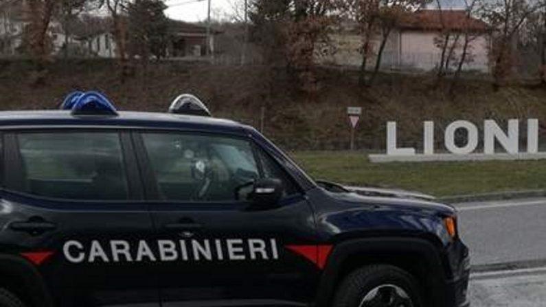 Spaccio di droga: arrestato 53enne di Lioni