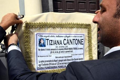 Carabinieri sbloccano telefono di Tiziana Cantone