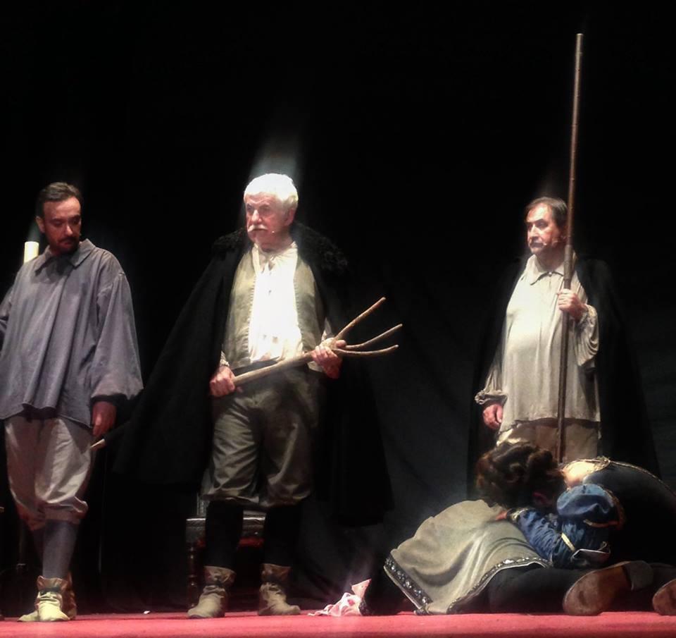 La storia di Giovancarlo Tramontano, conte di Matera, dal palcoscenico al libro