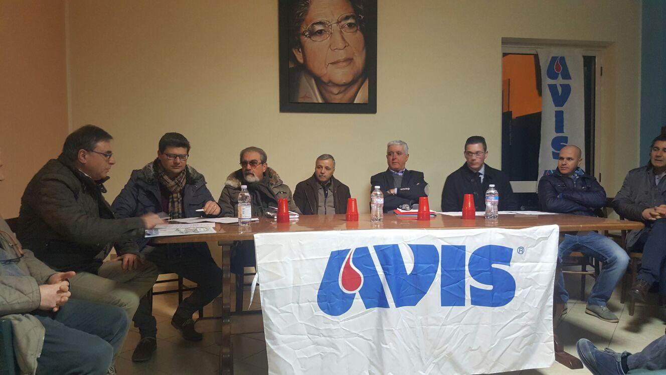 Mileto, l'Avis approva i bilanci e rinnova le caricheAngillieri confermato presidente del sodalizio di volontari