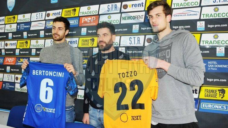 Calcio Lega Pro, il Matera si prepara alla trasferta di Catania con due innesti