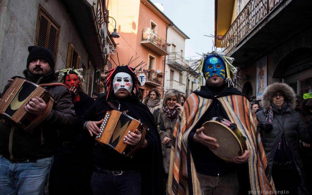Satriano e il suo Carnevale su RaiUno capofila delle tradizioni lucane