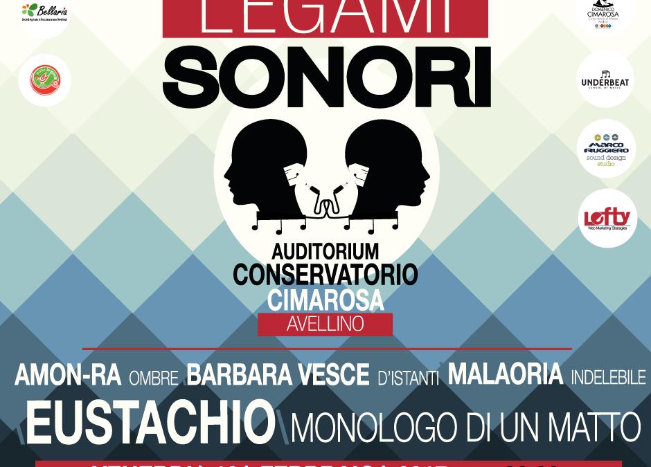 """Avellino, al """"Cimarosa"""" in scena la musica indie di """"Legami sonori"""""""