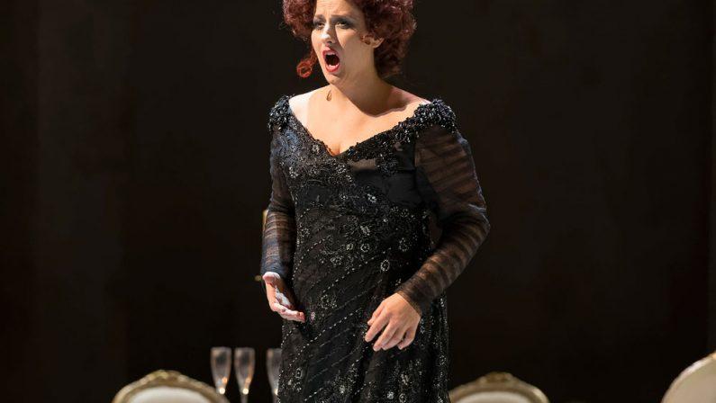 Omaggio alla lirica, al Cimarosa di Avellino il soprano Maria Grazia Schiavo