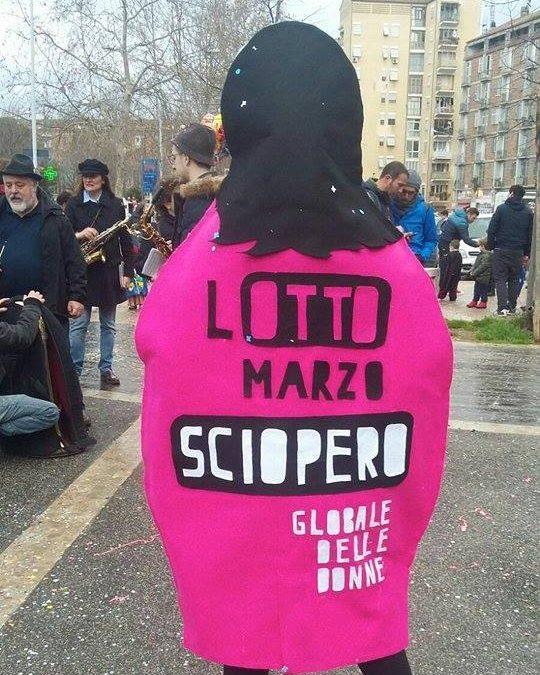 Le donne lucane l'8 marzo in piazza: «Niente da festeggiare»