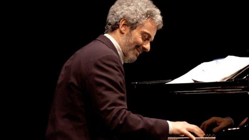 Nicola Piovani in concerto il 19 febbraio a Potenza per i terremotati del centro Italia