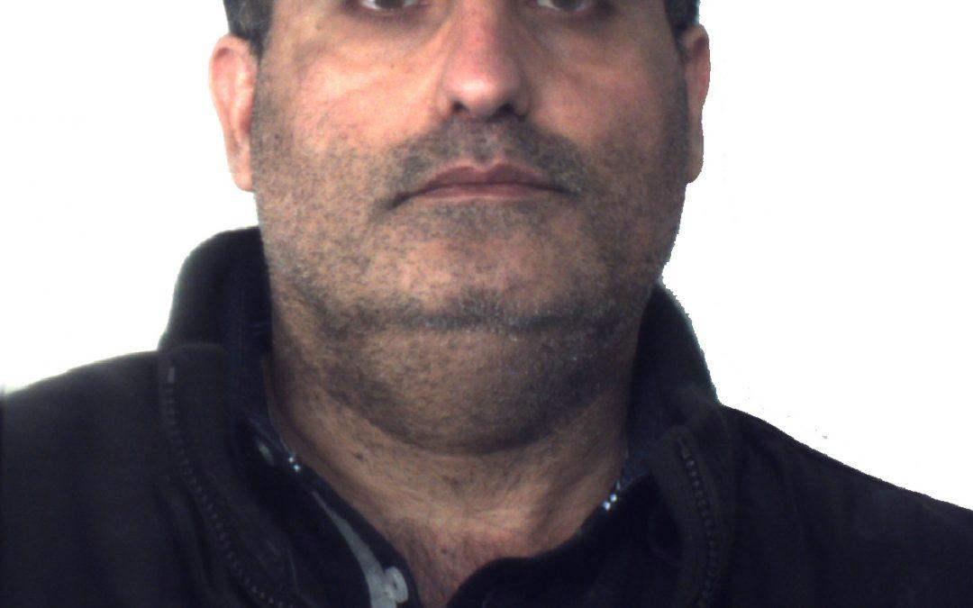 FOTO – Arrestato il latitante Antonino Princi  Il blitz di polizia e carabinieri nel Reggino