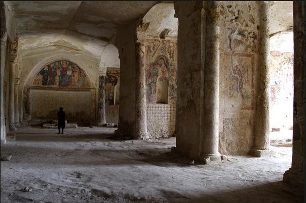 Matera, la chiesa di Santa Maria della Valle il «Luogo del cuore Fai» più votato in Basilicata