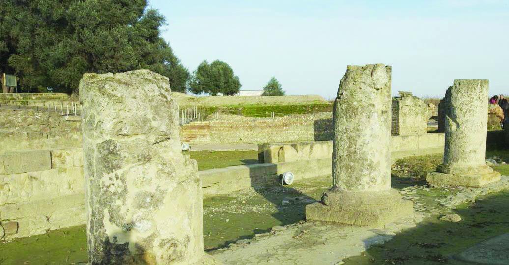 L'antica Sibari riapre le proprie porte ai visitatoriDopo quattro anni ripulita l'area della città greca