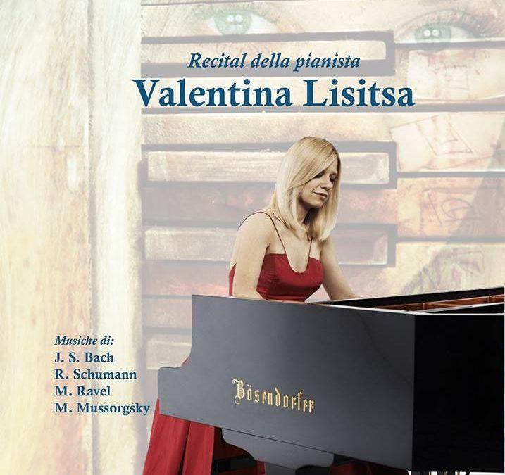 Avellino, al «Cimarosa» arriva la pianista ucraina Valentina Lisitsa